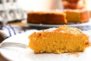 Grain Free Orange Cake