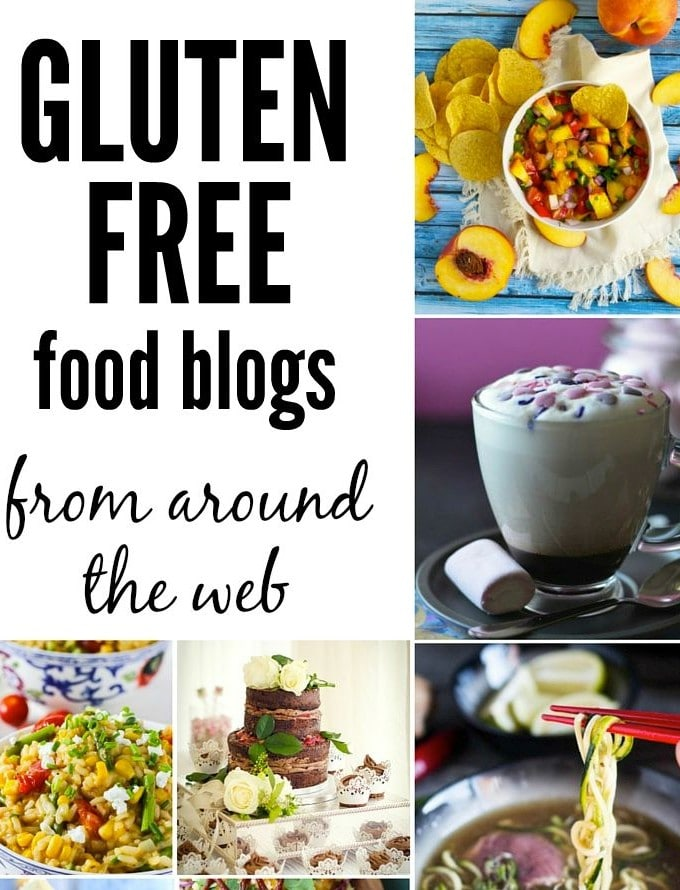 Gluten Free Bloggers Around the Web