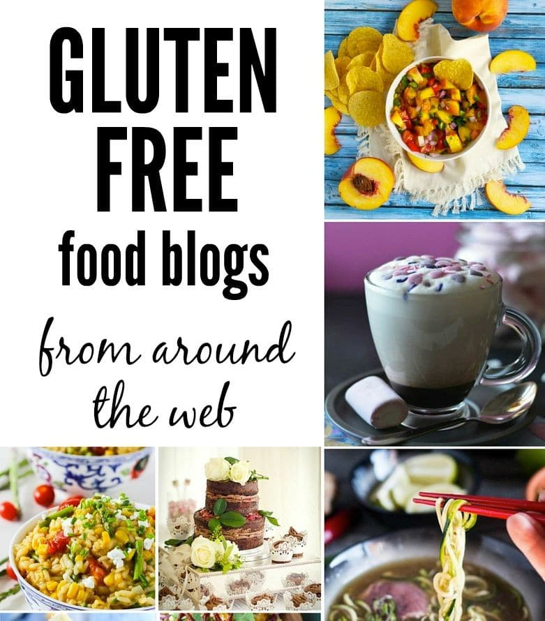 Gluten Free Bloggers Around the Web