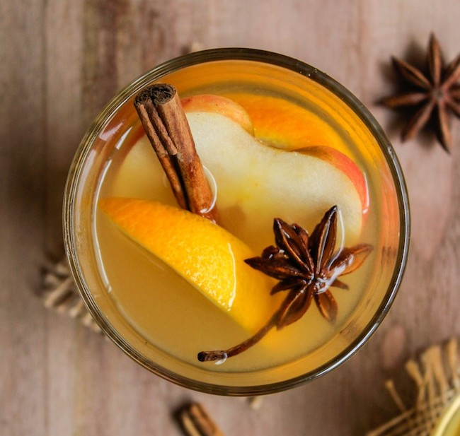 Crock Pot Apple Pear Cider