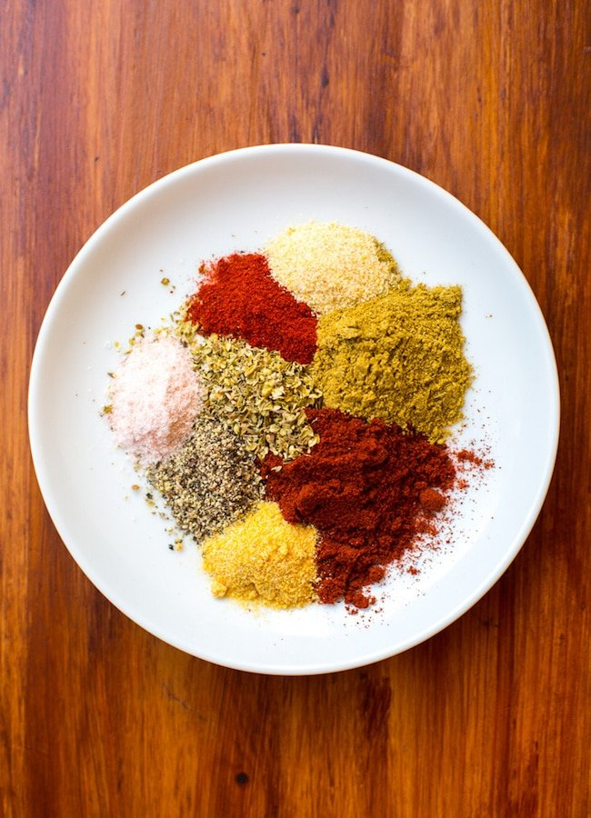 paleo chili taco seasoning mix