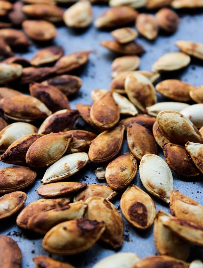 Tamari Roasted Pumpkin Seeds