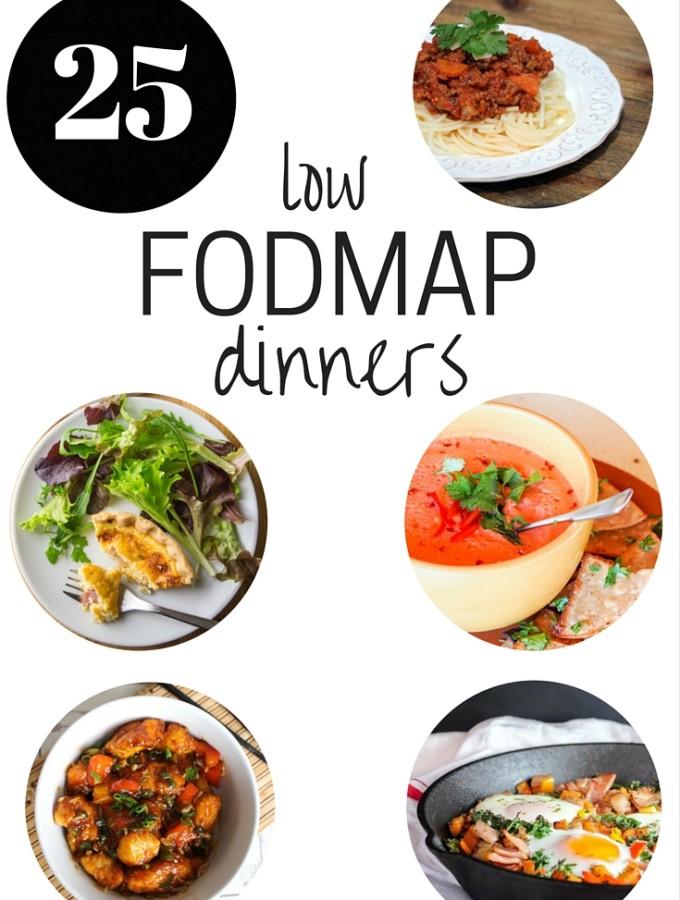 25 Low FODMAP Diet Dinner Recipes