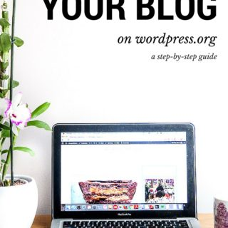 How to Start a Blog on Wordpress.org