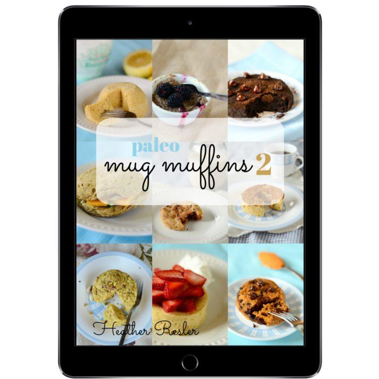 Mug Muffins 2 E Book Cook It Up Paleo