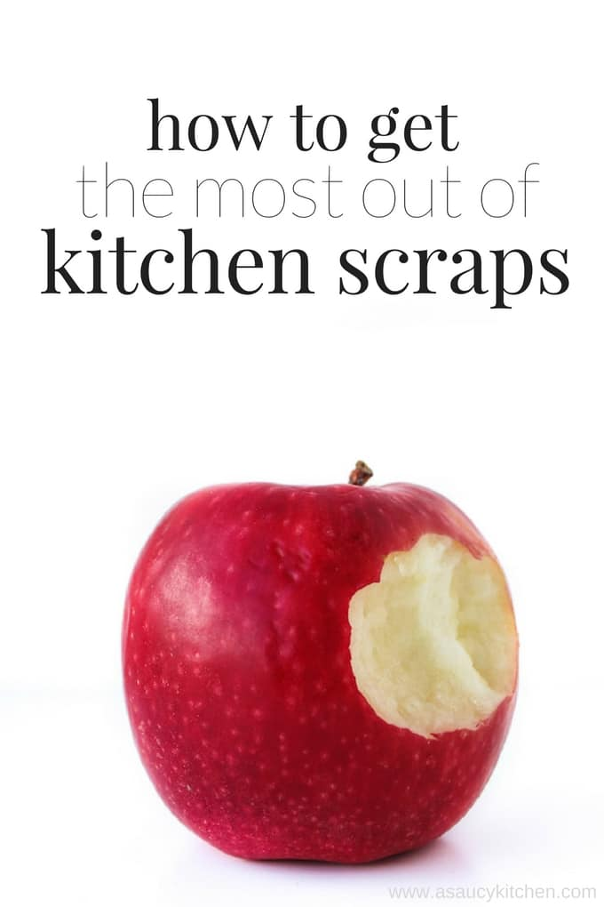 Get the Most out of Kitchen Scraps #ForFoodAgainstHunger