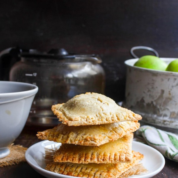 Cinnamon Apple Homemade Pop Tarts