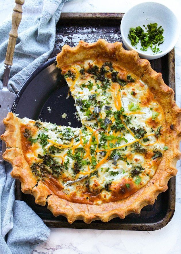 recipe: butternut squash goats cheese puff pastry [30]