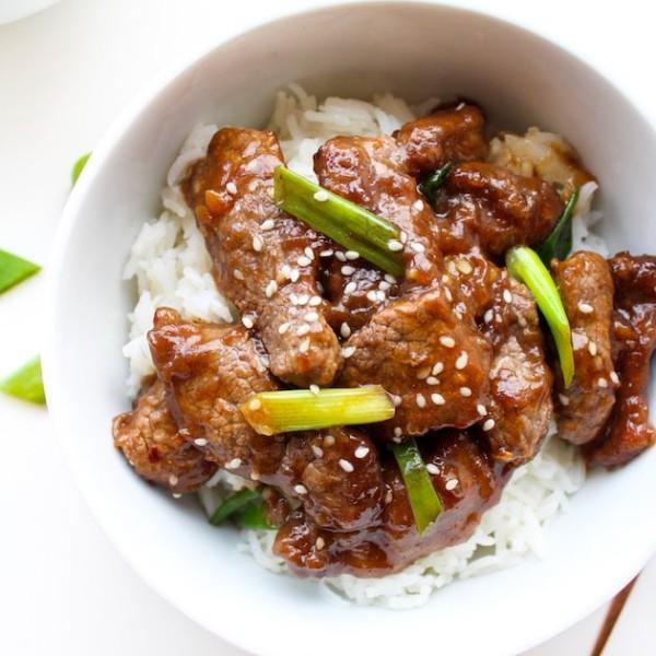 Paleo Mongolian Beef (Whole 30)