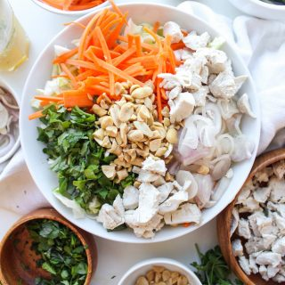 Vietnamese Chicken Salad-2