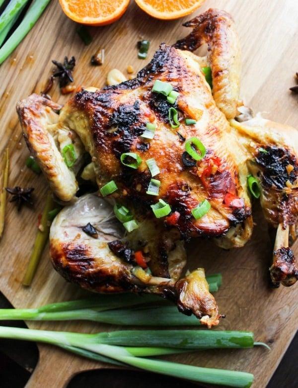 Vietnamese Chicken Roast