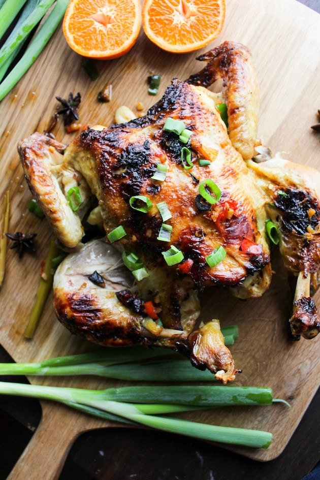 Vietnamese Chicken Roast