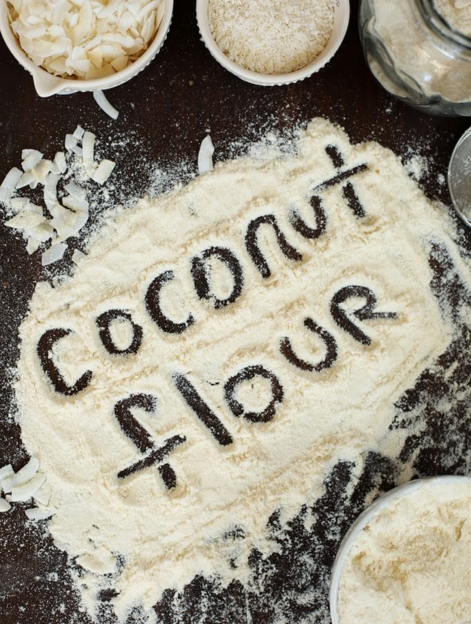Cooking & Baking With Coconut Flour