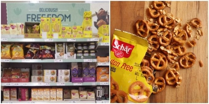Free From Aisle with Schar