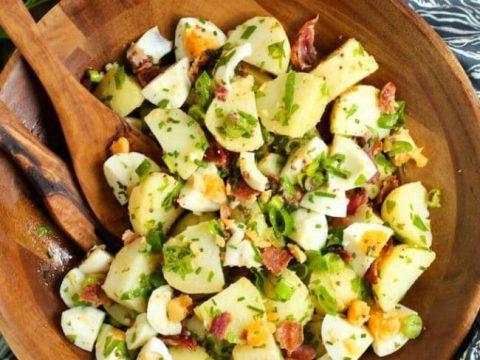 Potato Salad Recipe With Bacon No Egg