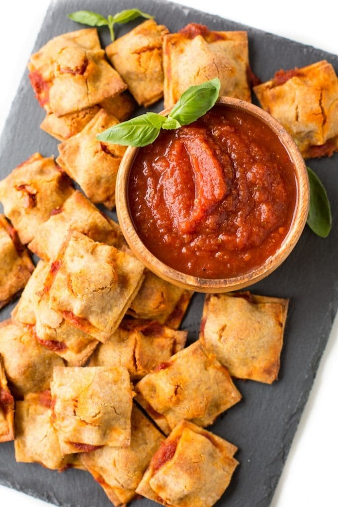 Homemade Pizza Rolls (Paleo)