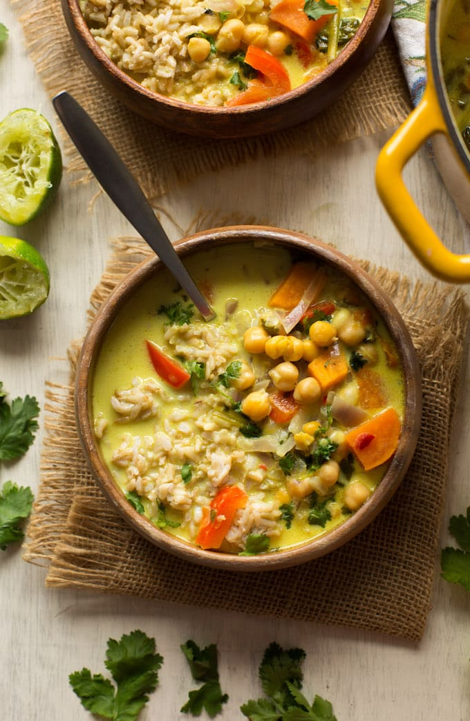Lyric lime and the coconut lyrics : Chickpea Lime & Coconut Soup - A Saucy Kitchen
