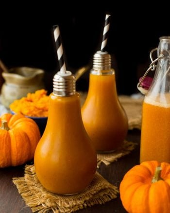 Harry Potter Inspired Pumpkin Juice