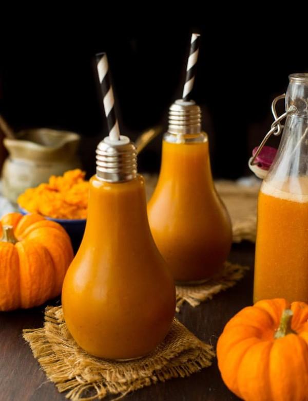 Harry Potter Inspired Pumpkin Juice