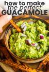 guacamole pin graphic