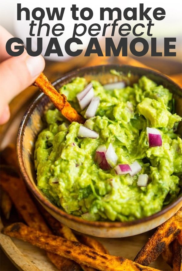 guacamole pin graphic