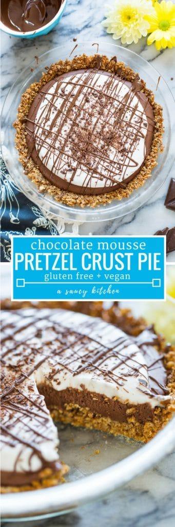 Pretzel Crust Pie pin graphic