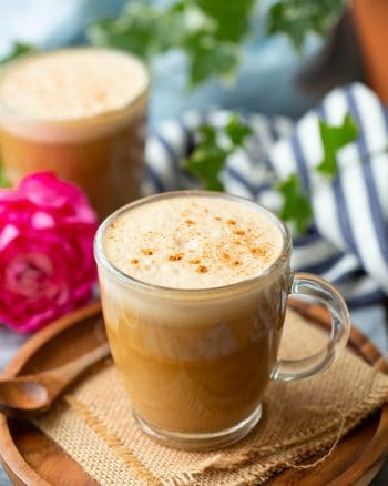 Salted Cashew Latte
