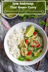 low fodmap thai green curry pin