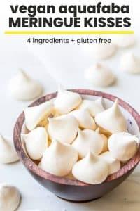 vegan meringue pin graphic