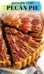 GLUTEN FREE PECAN PIE PIN GRAPHIC