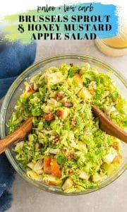 brussels sprout salad pin graphic