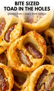 mini gluten free toad in the holes pin graphic