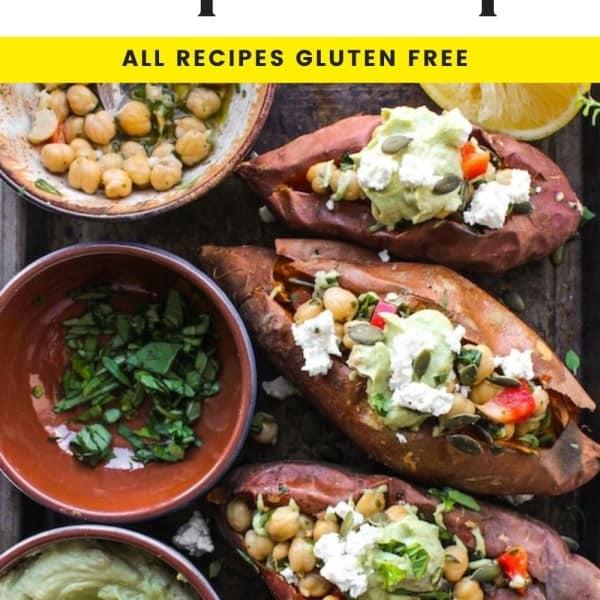 chickpea recipes cover photo