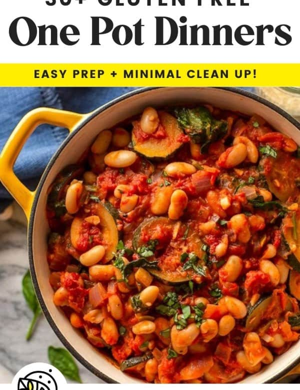 one pot dinners cover photos
