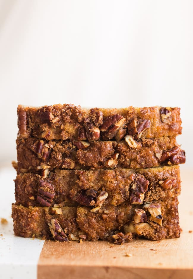 Paleo Apple Bread