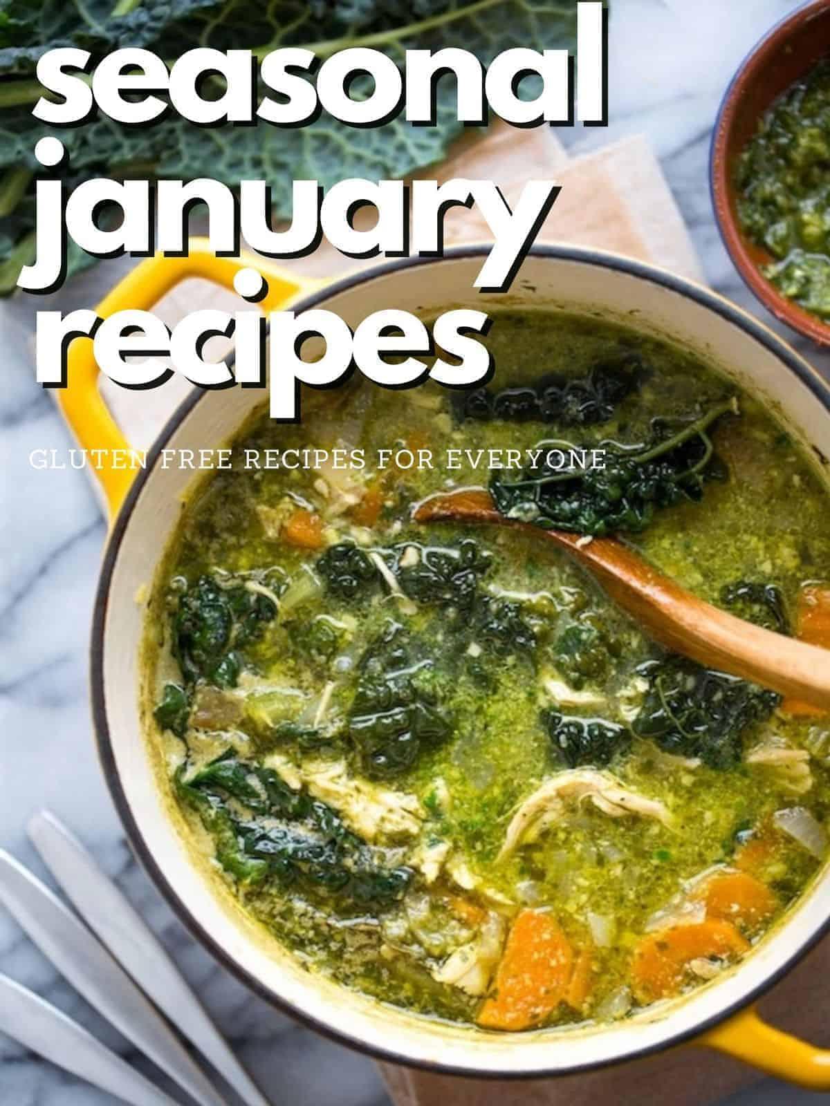 Eat Healthy & Seasonal In January