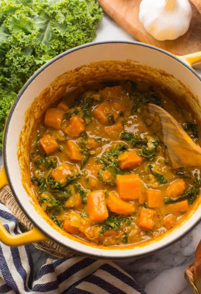 Satay-Sweet-Potato-Curry-in-a-big-pot